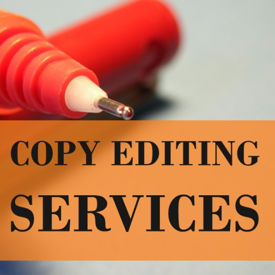 copyediting services